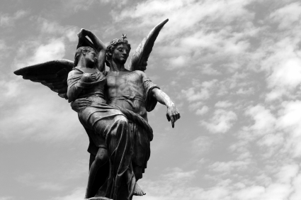 Guardian Angel Carrying Charge