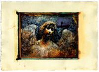 Original Angel Painting