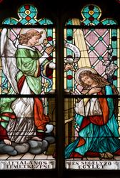 The Annunciation – Archangel Gabriel