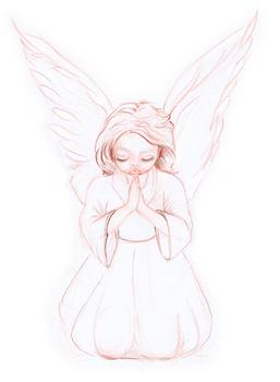 Art of Baby Angel