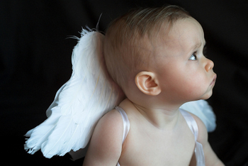 Baby Angel Cute