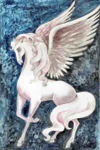 fantasy creature Pegasus