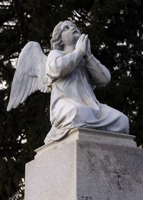 Angel Praying