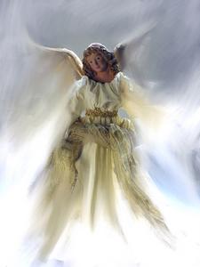 A Spiritual Angel