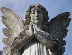 Uriel the Archangel – Stone Angel